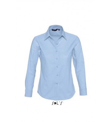 EMBASSY, CAMISA OXOFORD MUJER M/L