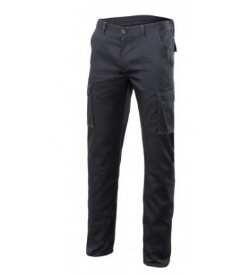 PANTALON STRETCH MULTIBOLSILLOS