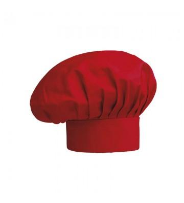 GORRO GRAN CHEF EGOCHEF 7000007C RED (Pack 2u.)