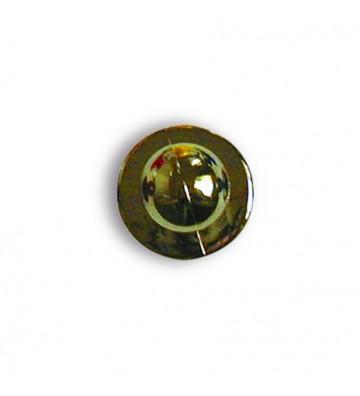 BOTON PARA CASACAS EGOCHEF 7400402L GOLD (Pack 12 uds)